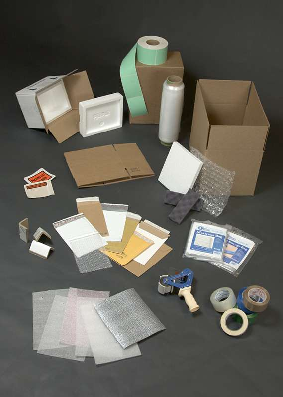Products - Packaging Supplies