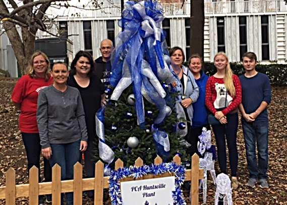PCA Huntsville Gives Back to Its Community