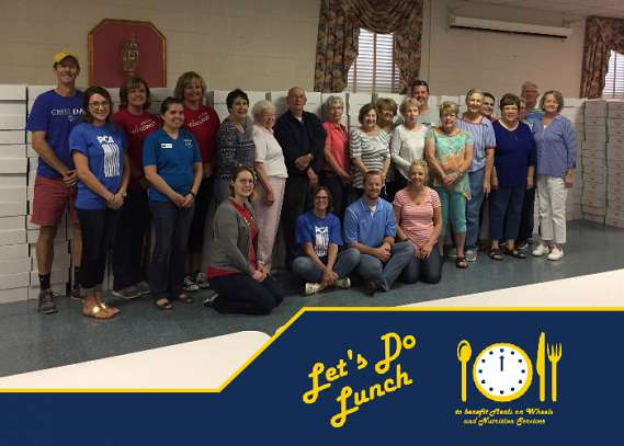 """PCA Helps """"Do Lunch"""" To Benefit Meals on Wheels"""