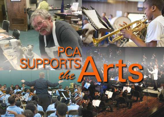 PCA Supports the Arts